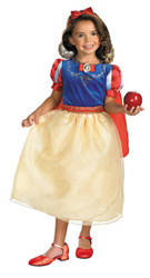 Snow White Dlx Child 4x-6x
