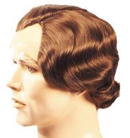 Receding Hairline Black