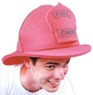 Fire Chief Hat Foam