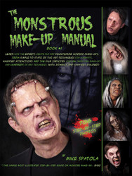 Monstrous Make Up Book 1
