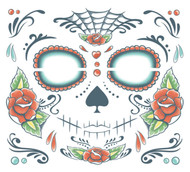 Tattoo Day Of The Dead