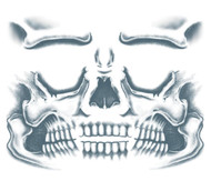 Tattoo Skull Face
