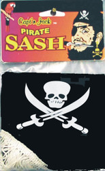 Pirate Jack Waist Sash