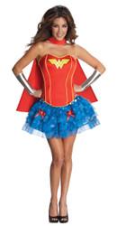 Wonder Woman Adult Flirty Xs
