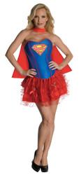 Supergirl Adult Flirty Lg
