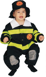 Baby Firefighter 9 To 12 Mo