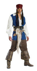 Jack Sparrow Quality Adult