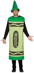 Crayola Cost Green Adt Lg/xl