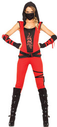 Ninja Assassin 4 Pc Red