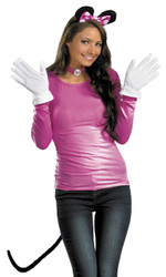 Minnie Mouse Kit Adult Pink