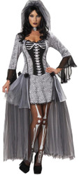 Skeleton Bride Adult Large