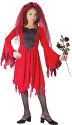 Devil Bride Red Large
