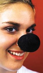 Nose Sponge Animal Black