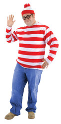 Where's Waldo Adult Kit Xxl
