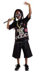 Rapstar Zombie Child 4-6