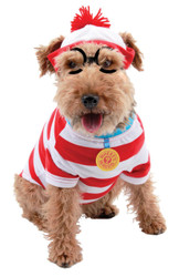 Where's Waldo Woof Dog Kit Med