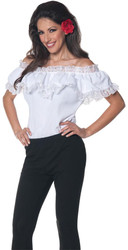Senorita  Blouse Adult Small