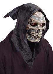 Skull Hooded Flexi Face