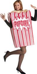 Movie Night Popcorn Adult