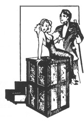 Cane Cabinet Illusion Plan