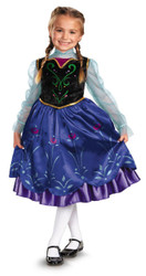 Frozen Anna Child 3t-4t