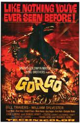 Gorgo Movie Poster Cling