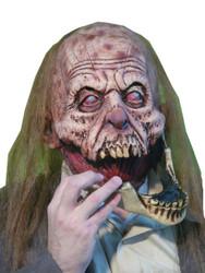Slack Jaw Latex Mask