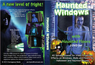 Dvd Combo Haunted Window Floor