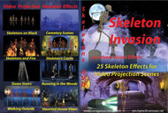 Dvd Skeleton Invasions