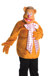 Fozzie Bear Adult Costume Sm