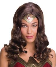 Wonder Woman Wig Adult
