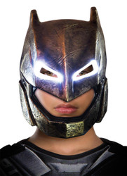 Batman Doj Armor Mask Child