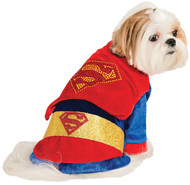 Pet Costume Superman Xlarge