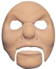 Clown Foam Latex Face