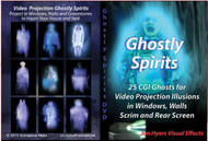 Dvd Ghostly Spirits
