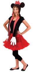 Minnie Hoodie Scarf