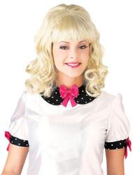 Teaser Blonde Wig