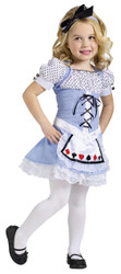 Alice Child Costume 3t-4t