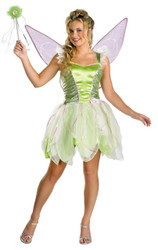 Tinker Bell Deluxe Adult 12-14
