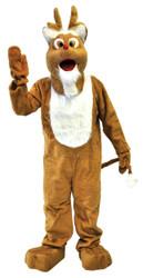 Reindeer Mascot Complete