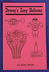 Deweys Zany Balloons
