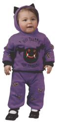 Hooded Bat 2pc 6 12 Months