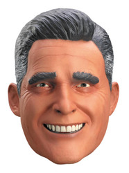 Presidential Romney Vinyl Mask