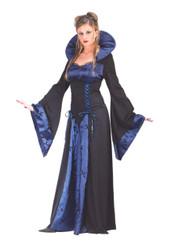 Vampiress Blue Med Lrg