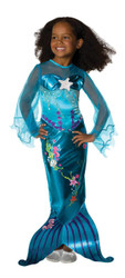 Mermaid Child Medium Costume