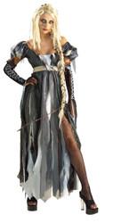 Ripunzel Adult Costume Large