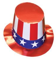Uncle Sam Hat Cardboard 1sz