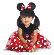 Minnie Infant Red 6-12 Months