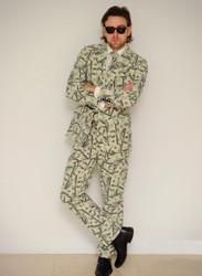 Cashanova Suit Size 42