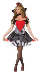Queen Of Hearts Adult 2-8